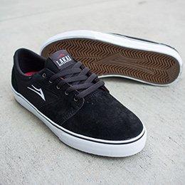 Lakai Fura Shoe Black