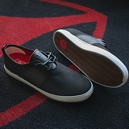 Lakai Albany Shoe Black