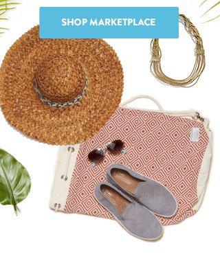 Shop for Spring Break on Marketplace