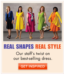 Real Shapes, Real Style | Get Inspired