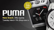 Puma Watches Sale Link