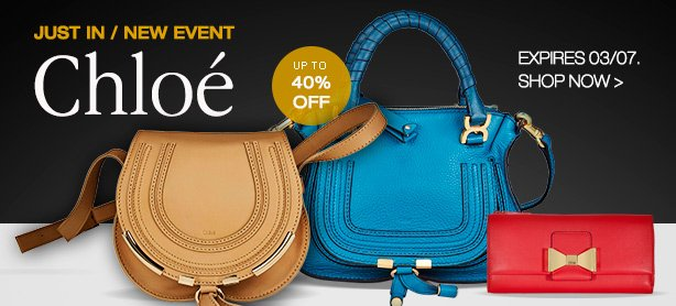 Chloe Flash Sale