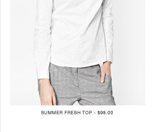 Summer Fresh Top