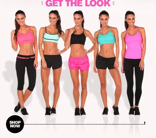 Shop Womens Activewear