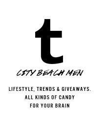 City Beach Mens Blog