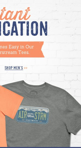 Shop Men's Road Trip Tees