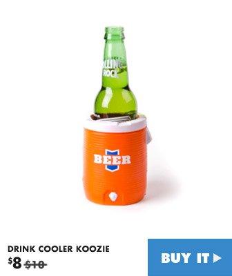 drink cooler koozie