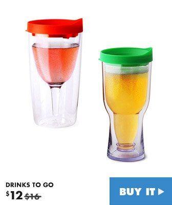 drinks to go