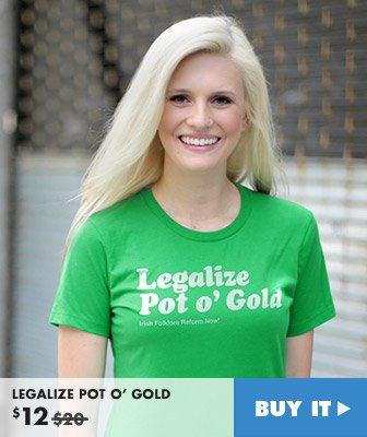 leagalize it