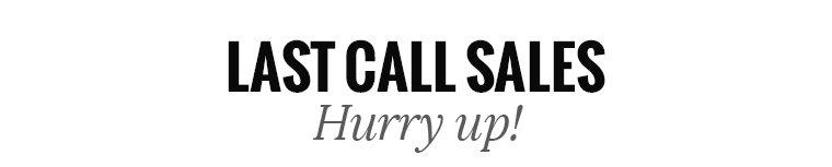 Last Call Sales