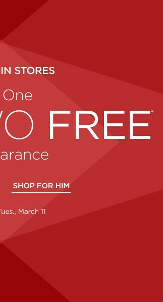 Buy 1 Get 2 Free Clearance