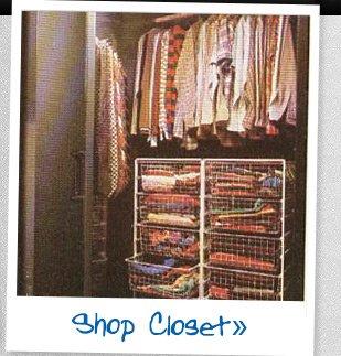 Shop  Closet »