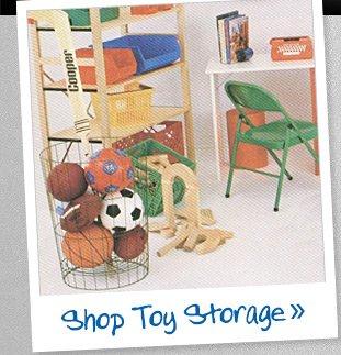 Shop Toy  Storage »
