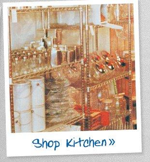 Shop  Kitchen »