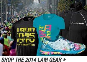 Shop the 2014 ASICS LA Marathon Gear - Promo B