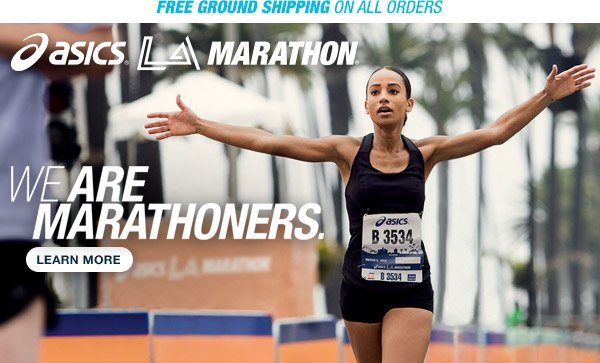 Learn more about the 2014 ASICS LA Marathon - Hero