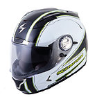 Scorpion EXO-1100 'Sixty-Six' White Full Face Helmet