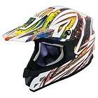 Scorpion VX-34 'Trix' Motocross Helmet