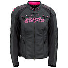 Scorpion Women's 'Vixen' Pink Leather Jacket