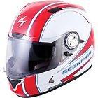 Scorpion EXO-1100 'Sixty-Six' Red Full Face Helmet