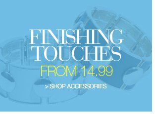 finishing touches from 14.99 - shop palm beach jewelry