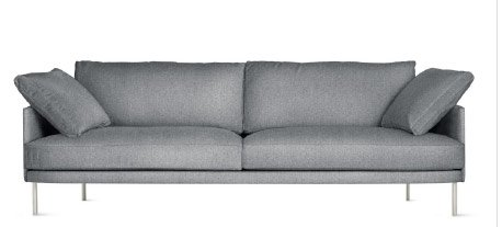 CAMBER SOFA DWR EXCLUSIVE