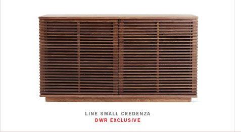LINE SMALL CREDENZA DWR EXCLUSIVE
