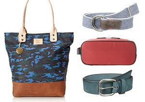 Spring Flair: Colorful Accessories