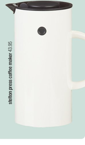 stelton press coffee maker 43.95