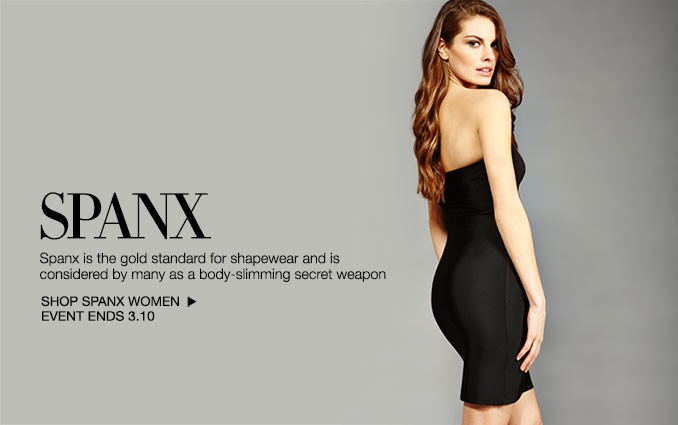 Shop Spanx- Womens.
