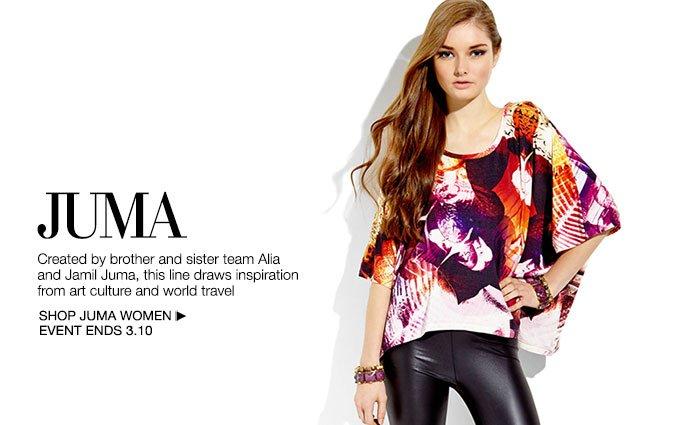 Shop Juma - Ladies.