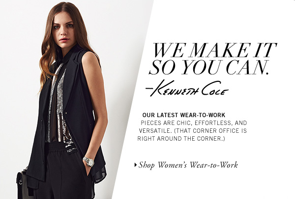 Shop Women's Wear-to-Work