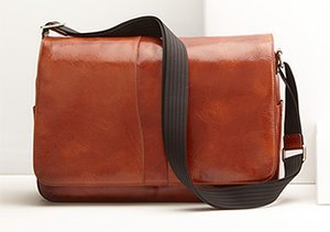 Functional Style: Messenger Bags