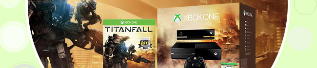 PRE-ORDER TITANFALL