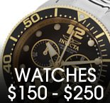 Watches $150-$250