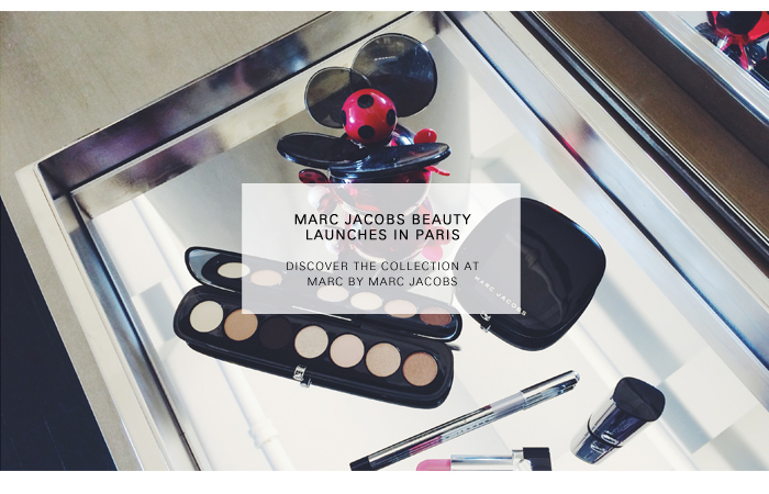 Marc Jacobs Beauty Paris | Find a Store