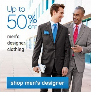 Men's Designer Dress Clothing