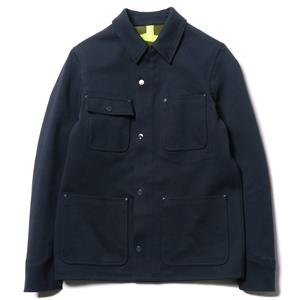 Over All MasterCloth Bonded Jersey Chore Coat