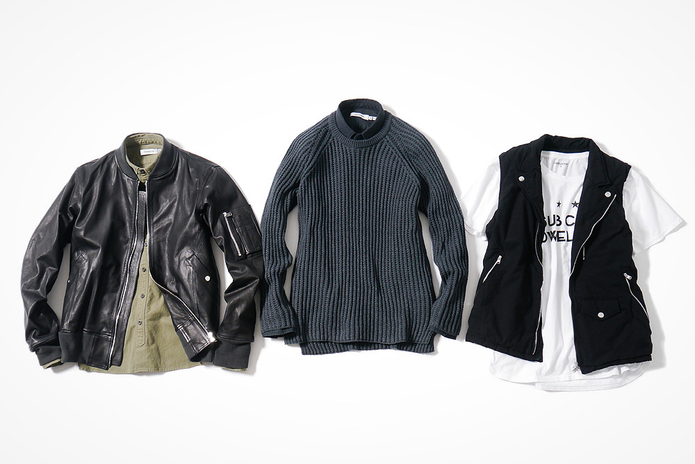 "nonnative ""Subcity Dweller"" S/S14 Collection"