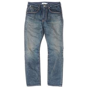 "nonnative Dweller 5P Jeans - Cotton 12.5oz Selvedge Denim VW ""Robert"""