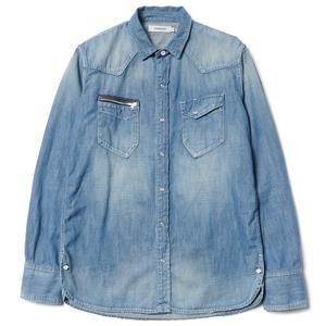 "nonnative Rancher Shirt - 6.5oz Denim VW ""Ryan"""