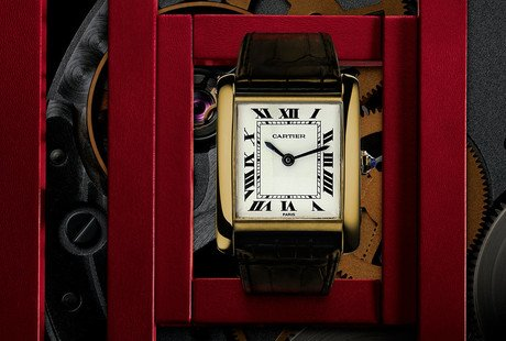 Vintage Cartier Watches