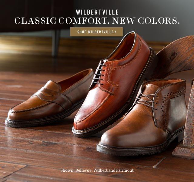Wilbertville: Classic Comfort. New Colors. >