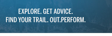 Explore. Get Advice. Find Your Trail.