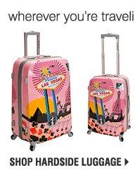 Shop Hardside Luggage