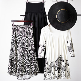 Wardrobe Essentials: Black & White