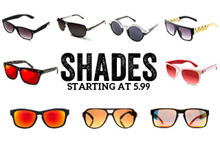 MRKT: SHADES in all SHADES