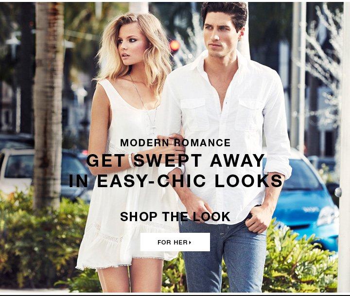 Shop Modern Romance