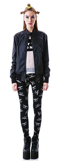 boy-london-eagle-emblem-racer-jacket