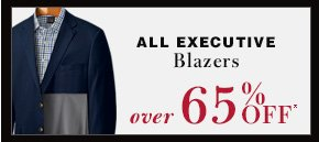 Executive Blazers - Over 65% Off*